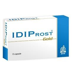Idi Idiprost Gold 15 Capsule Integratore per Prostata