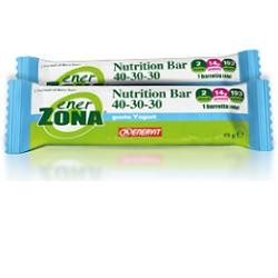 Enervit Enerzona Nutrition Bar 40-30-30 Barretta Gusto Yogurt
