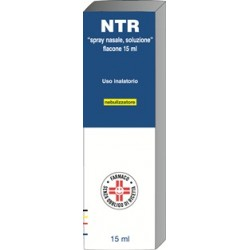Teofarma Ntr Spray Nasale 15 ml