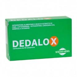 Wikenfarma Dedalox 30 Compresse Blister In Astuccio 36 G