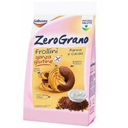 Galbusera Zerograno Frollino Panna/Cacao 300 Grammi