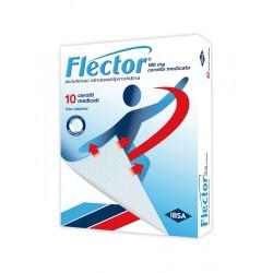Ibsa Flector 10 Cerotti Medicati 180 mg