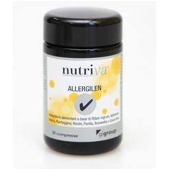 Cabassi & Giuriati Nutriva Allergilen 30 Capsule 900 mg