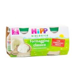 Hipp Biologico Formaggino Classico 2 Pezzi 80 g