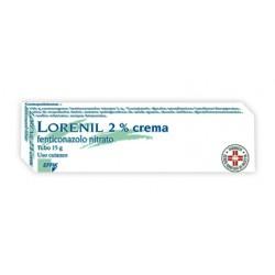 Effik Lorenil Crema Dermatologica 15 G 2%