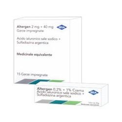 Ibsa Altergen Crema 25 g 0,2%+1%