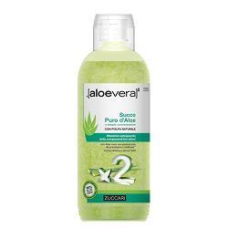 Esi Aloevera2 Succo Puro d'Aloe a Doppia Concentrazione