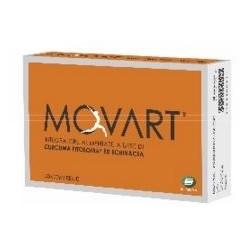 Scharper Movart 30 Compresse Astuccio 39 g Funzionalità Articolare