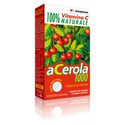 Arkofarm Acerola 1000 Confezione Convenienza Compresse Masticabili 120 g
