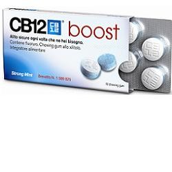 Meda Cb12 Boost 10 Chewing-gum 20 g