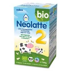Toepfer Neolatte 2 Bio in Polvere 700 g