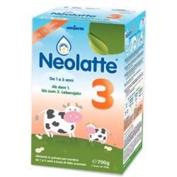 Toepfer Neolatte 3 in Polvere 2 Buste 350 g