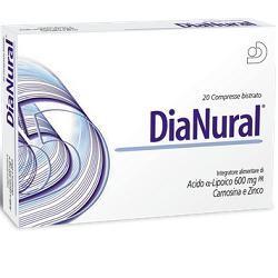 Difass Dianural 20 Compresse 20 g