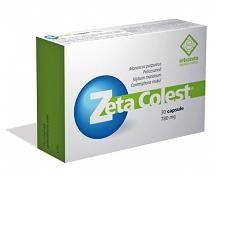 Erbozeta Zeta Colest 30 Capsule per Colesterolo