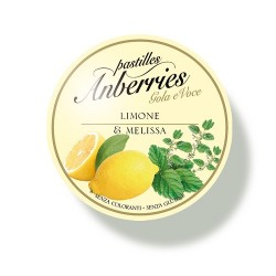 Eurospital Anberries Limone Melissa 55 G