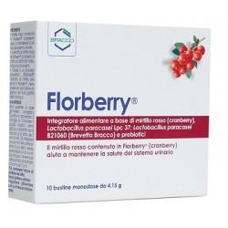 Dompe' Florberry Integratore Vie Urinarie 10 Bustine