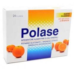 Pfizer Polase Arancia 24 Bustine Effervescenti Integratore