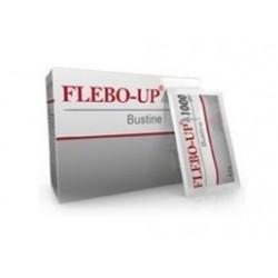 Shedir Flebo-up 1000 18 Bustine 4,5 G Circolazione Venosa