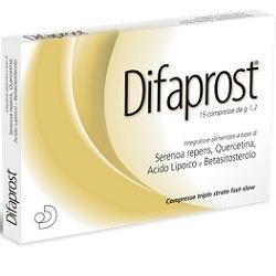 Difass Difaprost 15 Compresse Prostata