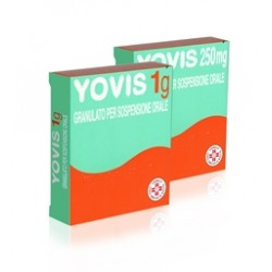 Alfasigma Yovis 10 Buste Granulato 250 mg