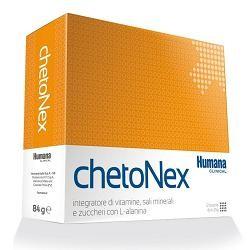 Humana Chetonex 14 Bustine Da 6 Grammi
