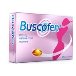 Sanofi Buscofen 12 Capsule Molli 200 mg