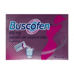 Sanofi Buscofen 10 Buste 400 mg