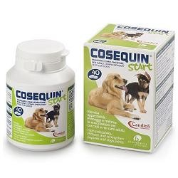 Candioli Cosequin Start 40 Compresse Cani Osteoartrosi