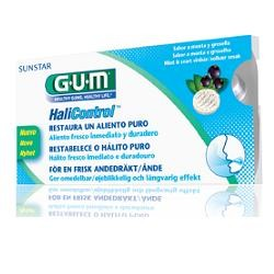 Sunstar Gum Halicontrol 10 Compresse