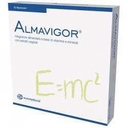 Euronational Almavigor 10 Flaconcini Monodose Integratore