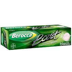Bayer Berocca Boost 15 Compresse Effervescenti