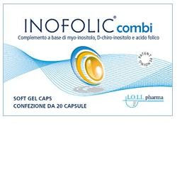 Lo. Li. Pharma Inofolic Combi 20 Capsule