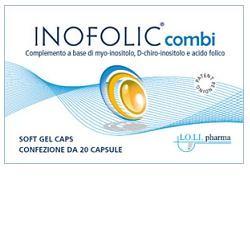 Lo. Li. Pharma Inofolic Combi 20 Capsule Acido Folico