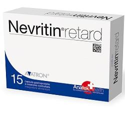 Anatek Health Nevritin Retard 15 Capsule