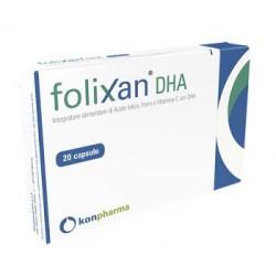 Konpharma Folixan Dha 20 Capsule 16,3 G