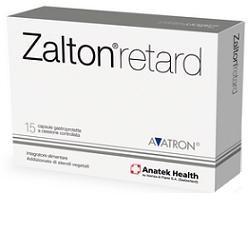 Anatek Health Zalton Retard 15 Capsule Integratore per Articolazioni ed Ossa