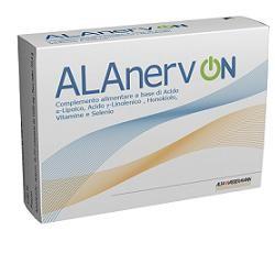 Alfasigma Alanerv On 20 Capsule Integratore per il Sistema Nervoso