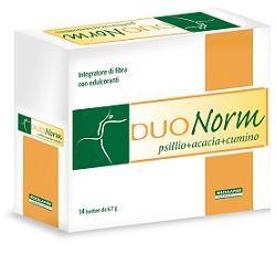 Aesculapius Duonorm 14 Buste Integratore per Stitichezza