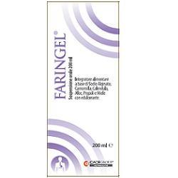 Ca. Di. Group Faringel Gel Orale 200 ml