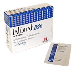 Pharmasuisse Laboratories Ialoral 1500 14 Bustine