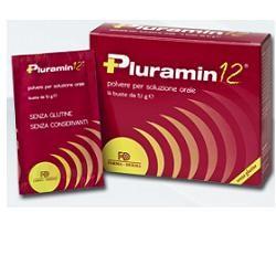 Farma-derma Pluramin12 14 Buste 71,4 g Integratore