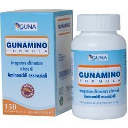 Guna Gunamino Formula 150 Compresse Integratore di Amminoacidi
