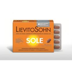 LievitoSohn Sole 30 Compresse Integratore per l'Abbronzatura