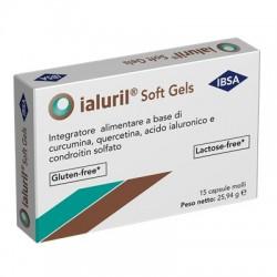 Ibsa Ialuril Soft Gels 15 Capsule