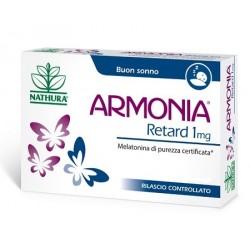 Nathura Armonia Retard 1 mg 120 Compresse Integratore per Sonno