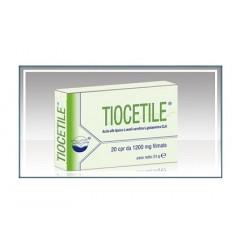 Farma Valens Tiocetile 20 Compresse 24 g Integratore
