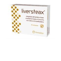Dietofarm Liversteax 30 Compresse
