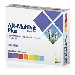 Named Ar Multivit Plus 28 Buste Orosolubili