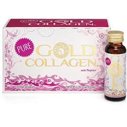 Minerva Research Labs Gold Collagen Pure 10 Flaconi 50 ml