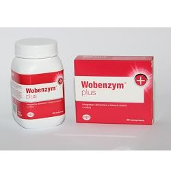 Named Wobenzym+ Plus 60 Compresse